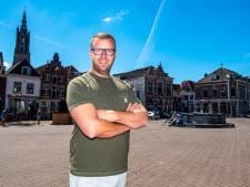 De terrassen in Amersfoort gaan weer open: 'Neem je fiets niet meer in de binnenstad!'