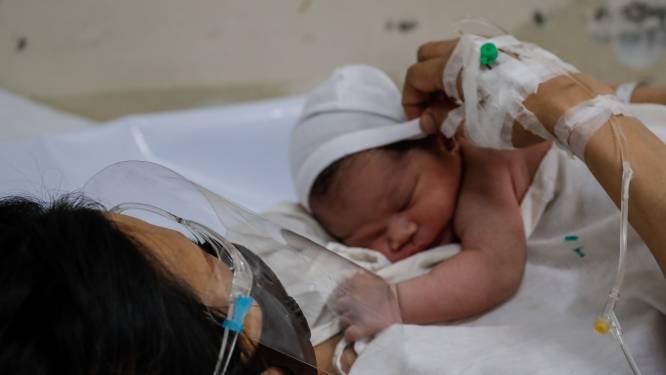 Meer dan 370.000 baby's geboren op nieuwjaarsdag