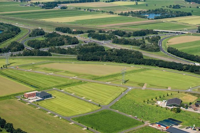 Bedrijvenpark H20 in de kom van de A28 en de A50
