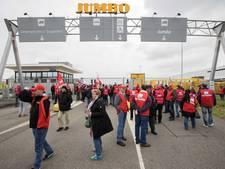 Jumbo is stakingen beu en gaat verder zonder vakbond