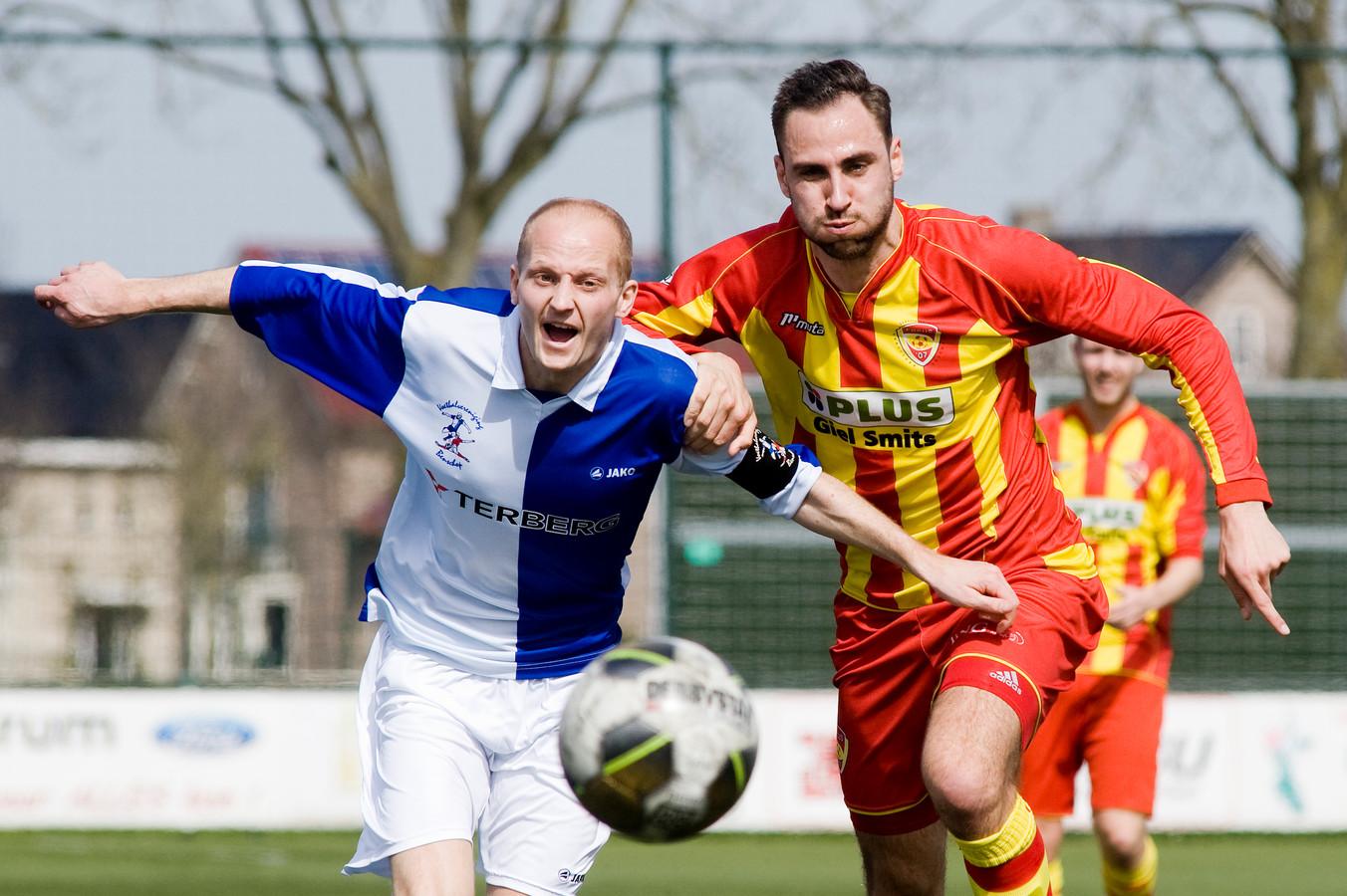 Focus'07 stuit voor de beker op de Culemborgse rivalen van Vriendenschaar.