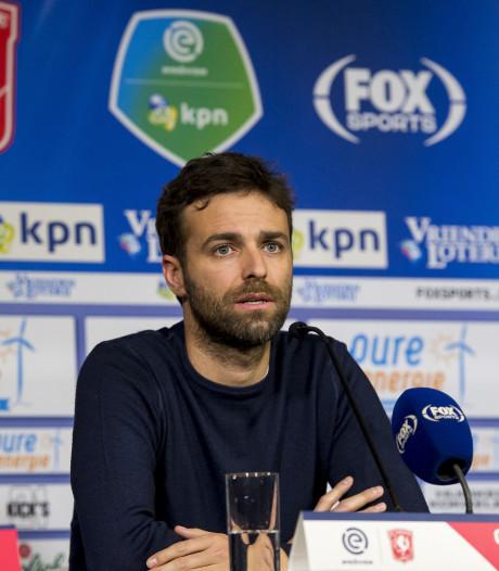 Garcia laat zelfde elf staan bij FC Twente voor uitduel in Utrecht