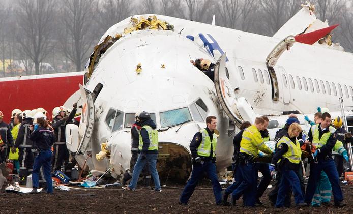 De vliegramp bij Schiphol in 2009 geldt als uitgangspunt voor de grootschalige oefening Full Skill bij Eindhoven Airport.