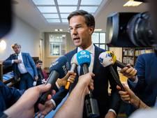LIVE: Rutte wijst Klaver weer af: 'Die optie is uit beeld'