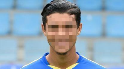 Ontslagen Westerlo-voetballer (22) ontkent betrokkenheid bij gewapende overvallen