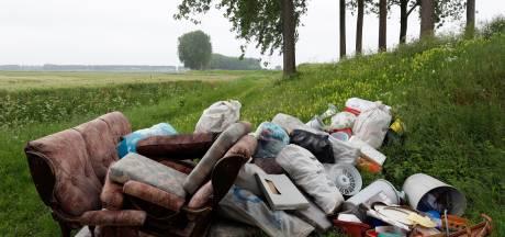 Vlaamse 'afvaltoeristen' dumpen huisraad bij Heikant en dat is geen incident
