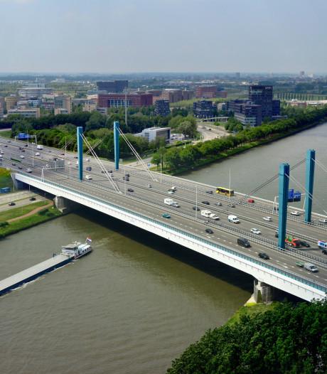 Ernstige verkeershinder op A12 bij Utrecht op komst
