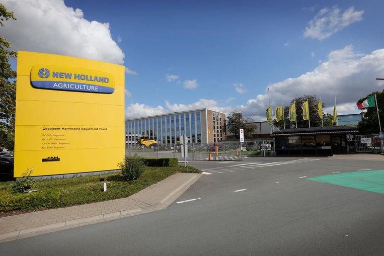 Bij Case New Holland werken 2.500 mensen, van wie 320 met een tijdelijk contract.