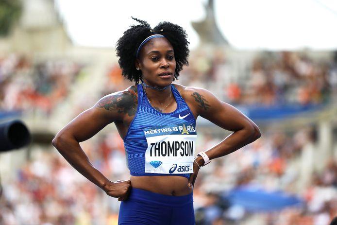 De Jamaicaanse Elaine Thompson.