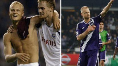 IN BEELD: Deschacht zijn hart ligt bij Anderlecht sinds 2001