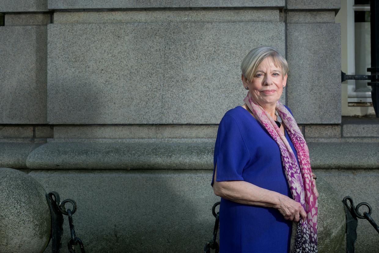 Karen Armstrong: 'Het Verenigd Koninkrijk is een aardig, seculier land, maar vol gebrekkige wezens'.