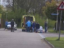 Fietser gewond na aanrijding in Enter