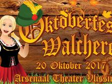 Dirndls en Lederhosen in Vlissings Arsenaaltheater