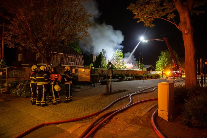 Brand Spoorstraat Roosendaal