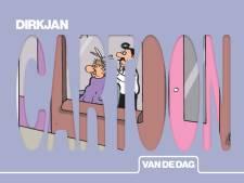 CARTOON | Dirkjan van donderdag 14 januari