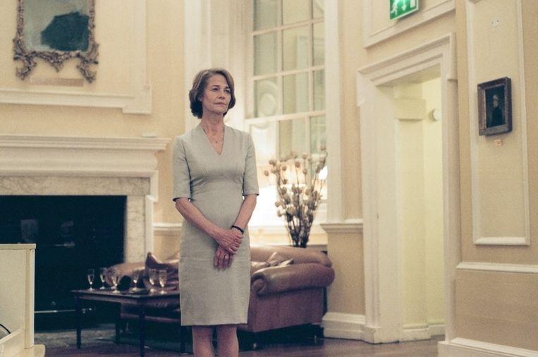 Charlotte Rampling als Kate in 45 years. Beeld