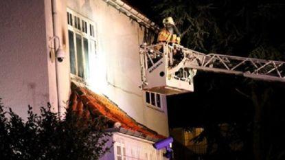Turkse ambassade in Kopenhagen aangevallen met brandbommen