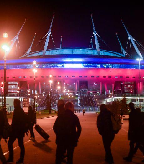 La Russie prête à accueillir davantage de rencontres de l'Euro