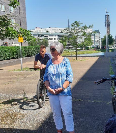 Lelijke asfaltplaat in Hengelose wijk Thiemsland wordt groene oase