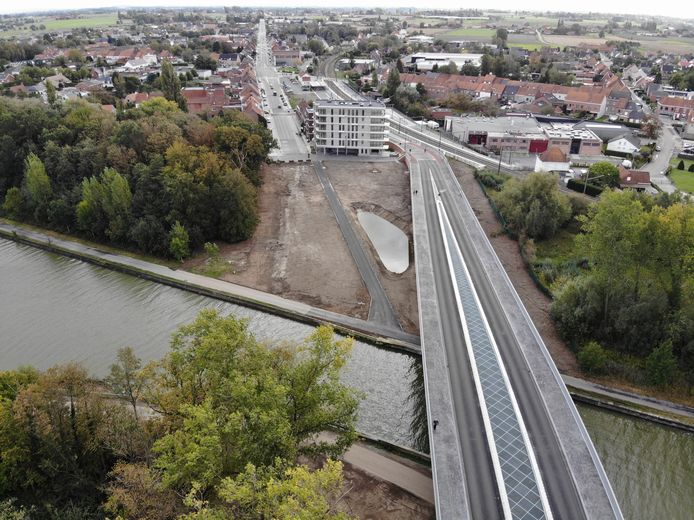 De Brigandsbrug wordt de perfecte plek om de renners aan het werk te zien.
