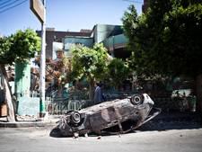 Ruim 20 doden bij aanslag op bus met christenen Egypte
