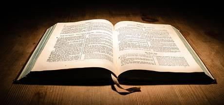 In één week 'het heilige boek' lezen tijdens de Bijbelmarathon