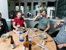 Topchef Jermain de Rozario bedenkt vijf gerechten bij vijf regiobieren