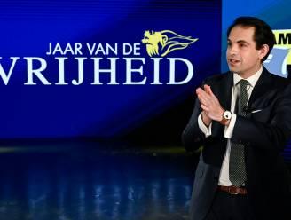 Vlaams Belang neemt federaal coronabeleid op de korrel op nieuwjaarsreceptie