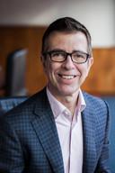 Phill Robinson, CEO van softwarebedrijf Exact.