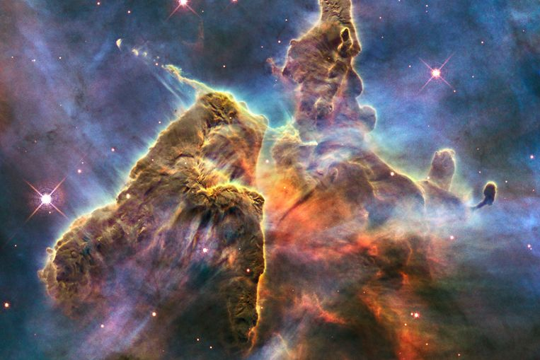 Het beeld van de Hubble (NASA) Beeld
