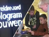 62.000 leerlingen gaan voor wereldrecord hologrammen bouwen