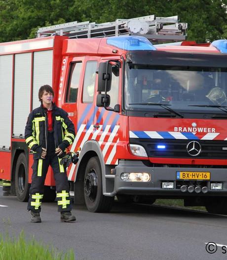 Jumbo-medewerker John uit Vriezenveen blust brand bij de buren