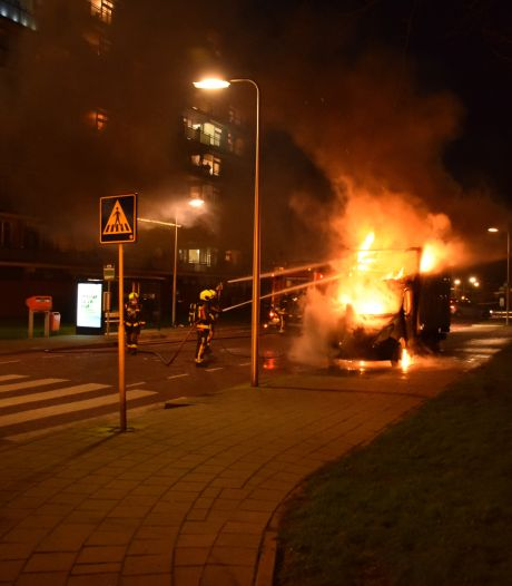 'Kom met veel mensen en neem vuurwerk en benzine mee', was de oproep aan Goudse relschoppers