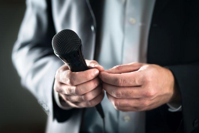 angst voor presenteren - AD Werkt