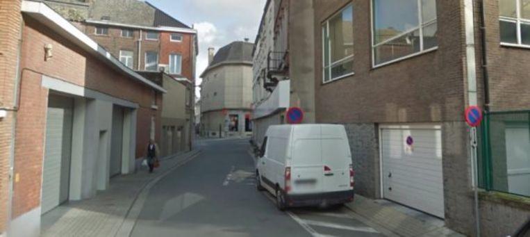 Deze week is de Ursulinenstraat onderbroken