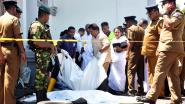 IN KAART. Hier vonden de aanslagen in Sri Lanka plaats
