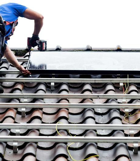 Duurzame renovatie woningen Leusden