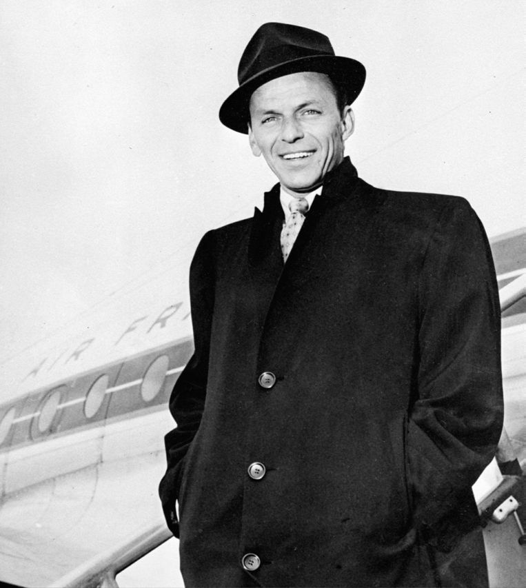 Frank Sinatra Beeld anp