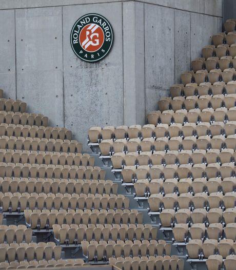 Twee besmette spelers trekken zich terug uit kwalificatie Roland Garros