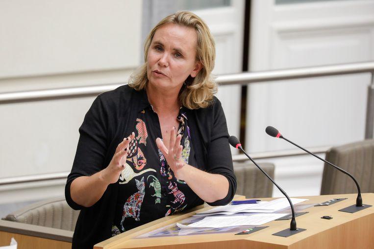 Vlaams minister van Bestuurszaken Liesbeth Homans (N-VA).