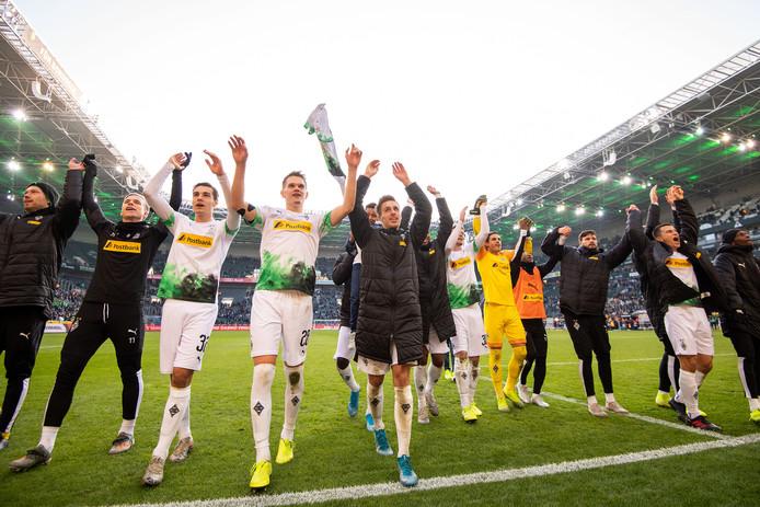 Wordt Borussia Mönchengladbach weer de nieuwe (tijdelijke) koploper van de Bundesliga?