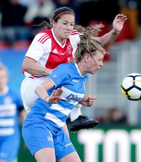 Eredivisie bij voetbalsters gaat van start met steeds professionelere opzet
