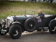 Wim Bijsterbosch houdt zijn klassieke auto's buiten bereik van poetsdoeken