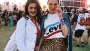 """Olga Leyers en Paulien Riemis voor NINA op Coachella: """"Het lijkt wel of iedereen hier een eigen stylist en make-upartiest heeft ingehuurd"""""""