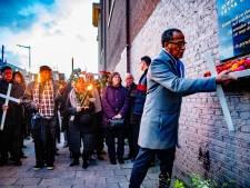 Opluchting om vonnis Bouterse tijdens herdenking Decembermoorden