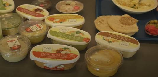 Enkele van de vele soorten humus die in Nederland te koop zijn.