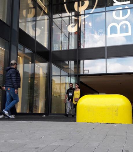 Hoog Catharijne vraagt toch vergunning aan voor betonblokken