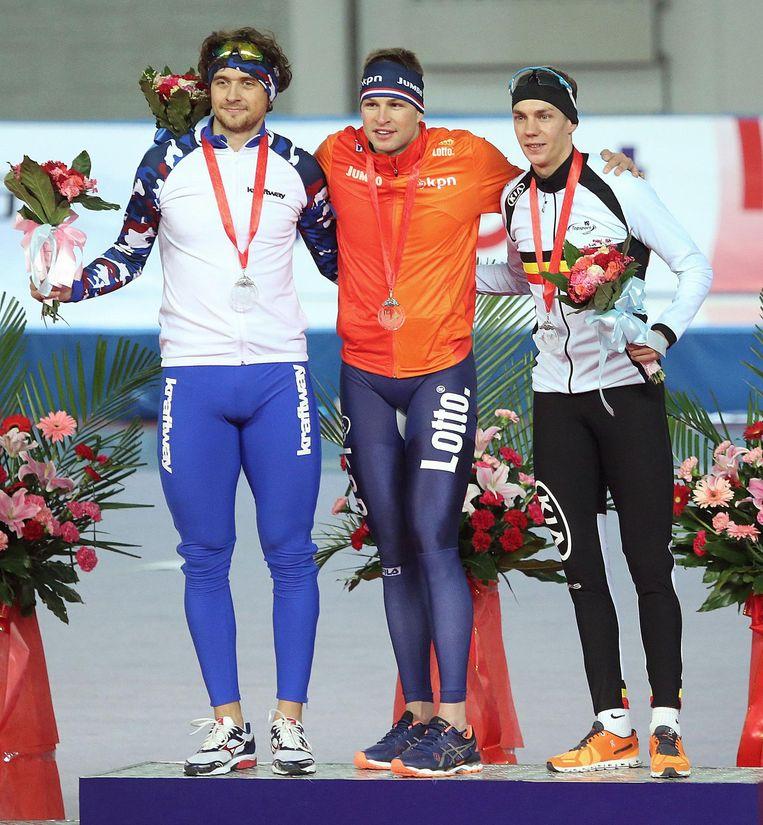 Kramer pakte vorige week nog goud op de 1500 meter. Beeld null