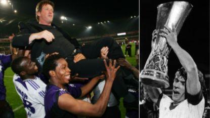 """Op zoek naar het paars-witte hart van Vercauteren: """"Als Anderlecht roept, dan komt Franky"""""""