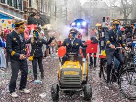 Carnaval in weer en wind; Sassendonk laat zich niet kisten